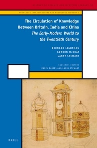 The Circulation of Knowledge Between Britain, India and China