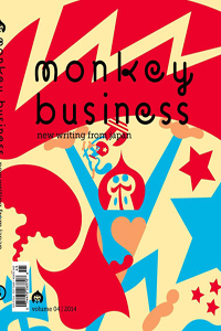 Monkey Business book cover