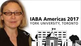 IABA Honours Marelene Kadar | photo-graphic